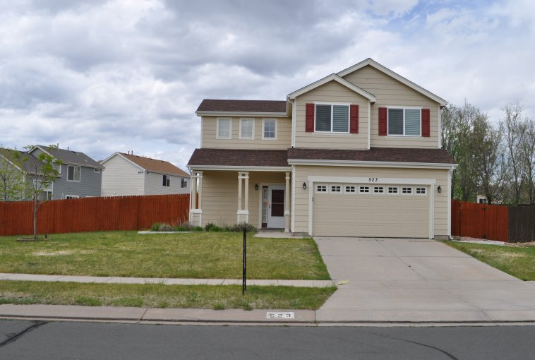 Colorado Springs rental property photo